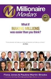 Millionaire Mentors ebook by Fiona Jones