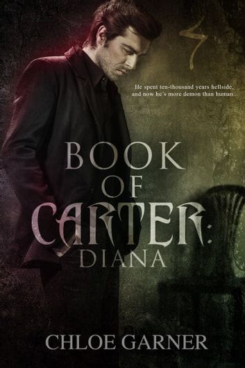 Book of Carter: Diana ebook by Chloe Garner