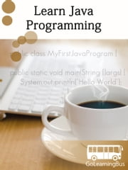 Learn Java Programming-By GoLearningBus ebook by WAGmob Inc