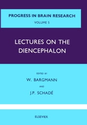 Lectures on the Diencephalon ebook by Meurant, Gerard