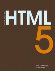 Introducing HTML5 ebook by Lawson, Bruce