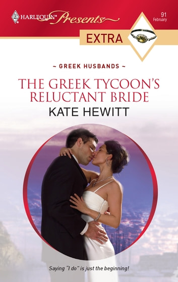 The Greek Tycoon's Reluctant Bride ebook by Kate Hewitt