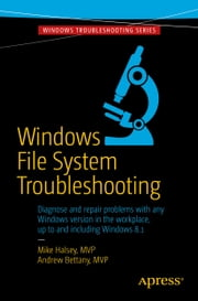 Windows File System Troubleshooting ebook by Andrew Bettany,Mike  Halsey