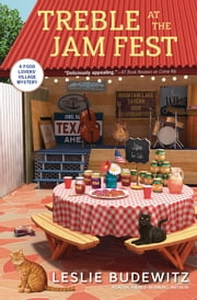 Treble at the Jam Fest ebook by Leslie Budewitz