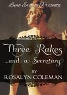 Three Rakes...and a Secretary ebook by Rosalyn Coleman