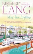 More Than Anything ebook by Kimberly Lang