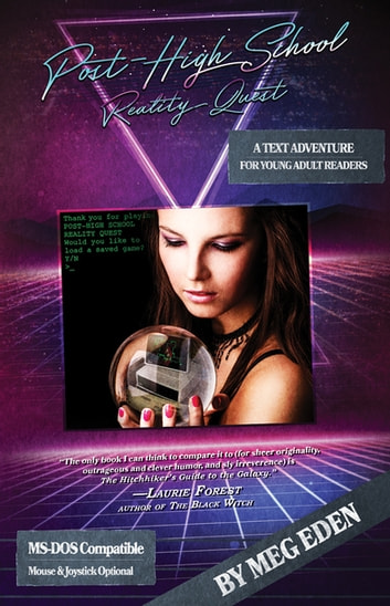 Post High School Reality Quest ebook by Meg Eden