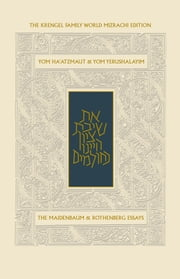 Yom Ha'atzmaut Mahzor Essays ebook by Various Authors