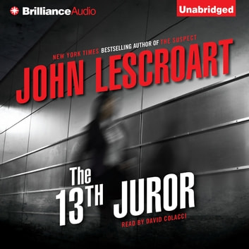 13th Juror, The audiobook by John Lescroart