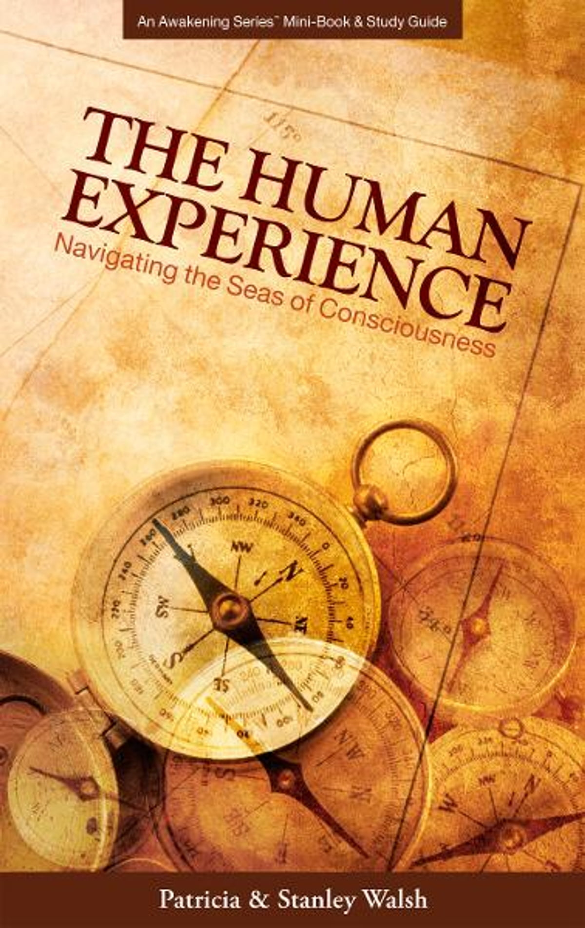 The Human Experience: Navigating The Seas Of Consciousness  With Study  Guide Ebook By Patricia & Stanley Walsh  9781936928248  Kobo