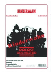 Rinderwahn - as performed by Palast Orchester mit seinem Sänger Max Raabe, Single Songbook ebook by Max Raabe