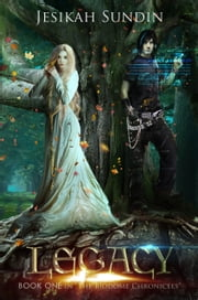 Legacy - The Biodome Chronicles #1 ebook by Jesikah Sundin