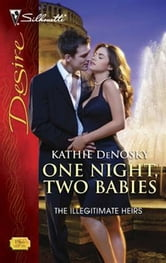 One Night, Two Babies ebook by Kathie DeNosky
