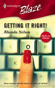 Getting It Right! ebook by Rhonda Nelson
