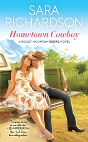 Hometown Cowboy ebook by Sara Richardson
