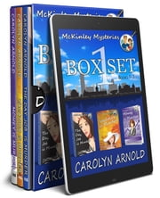 McKinley Mysteries Box Set One: Books 1-3 - McKinley Mysteries Box Set, #1 ebook by Carolyn Arnold