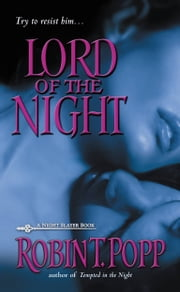 Lord of the Night ebook by Robin T. Popp