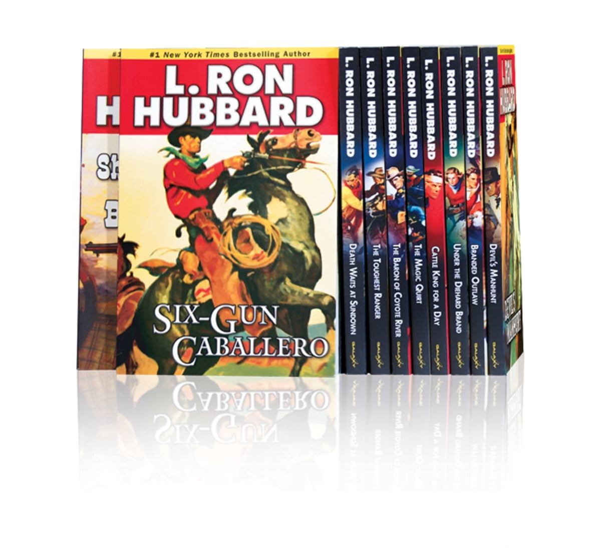 The Western Collection eBook by L. Ron Hubbard - 9781619861879 | Rakuten  Kobo