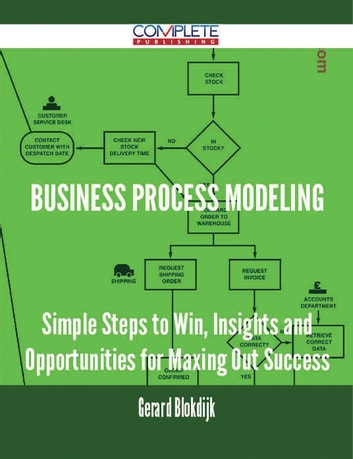 Business Process Modeling - Simple Steps to Win, Insights and Opportunities for Maxing Out Success ebook by Gerard Blokdijk