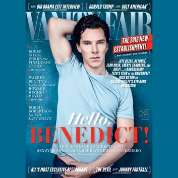 Vanity Fair: November 2016 Issue audiobook by Vanity Fair