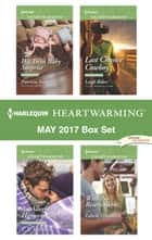 Harlequin Heartwarming May 2017 Box Set - His Twin Baby Surprise\With No Reservations\An Allegheny Homecoming\Last Chance Cowboy ebook by Patricia Forsythe, T. R. McClure, Laurie Tomlinson,...