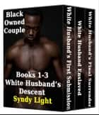 Black Owned Couple, Books 1-3: White Husband's Descent - Black Owned Couple ebook by Anita Blackmann