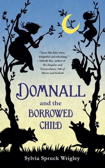 Domnall and the Borrowed Child ebook by Sylvia Spruck Wrigley