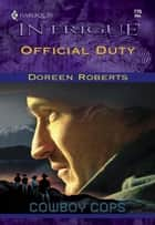 Official Duty ebook by Doreen Roberts