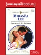Scandals & Secrets ebook by Miranda Lee