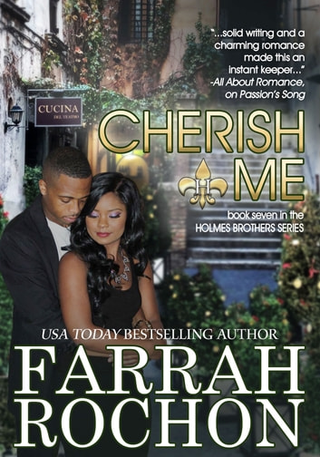 Cherish Me ebook by Farrah Rochon