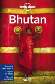 Bhutan ebook by Lindsay Brown, Lonely Planet