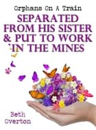 Orphans On A Train: Separated From His Sister & Put To Work In The Mines ebook by Beth Overton
