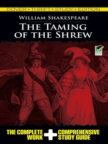 The Taming of the Shrew Thrift Study Edition ebook by William Shakespeare