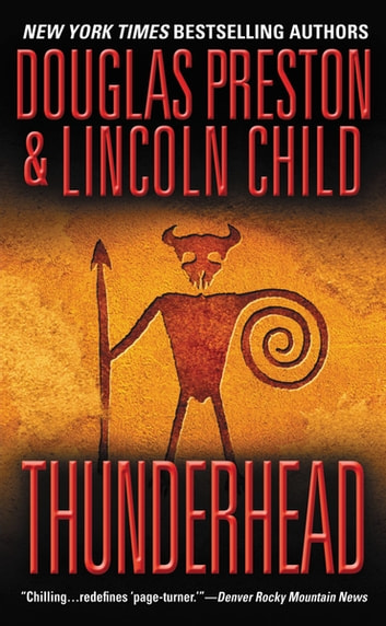 Thunderhead 電子書 by Lincoln Child,Douglas Preston