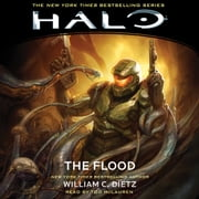 Halo: The Flood audiobook by William C. Dietz