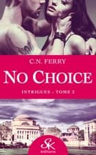 Intrigues - No Choice, T2 ebook by C.N. Ferry