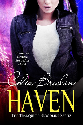 Haven ebook by Celia Breslin