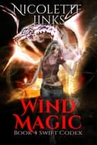 Wind Magic ebook by Nicolette Jinks