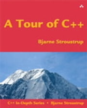 A Tour of C++ ebook by Bjarne Stroustrup
