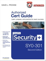 CompTIA Security+ SY0-301 Cert Guide ebook by David L. Prowse