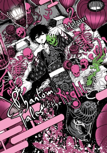 Phantom Tales of the Night, Vol. 2 ebook by Matsuri
