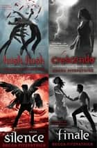 The Complete Hush, Hush Saga - includes Hush, Hush; Crescendo; Silence and Finale ebook by