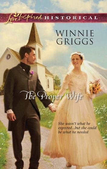 The Proper Wife ebook by Winnie Griggs