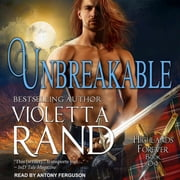 Unbreakable audiobook by Violetta Rand