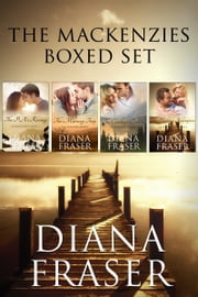 The Mackenzies Boxed Set (Books 1-4) ebook by Diana Fraser