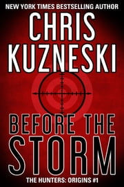 Before the Storm ebook by Chris Kuzneski