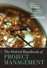 The Oxford Handbook of Project Management ebook by Peter W. G. Morris,Jeffrey K. Pinto,Jonas Söderlund