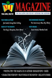 MJ Magazine September: Created By Authors for Authors ebook by Fran Lewis