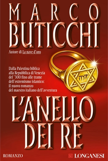 Lanello Dei Re EBook Di Marco Buticchi