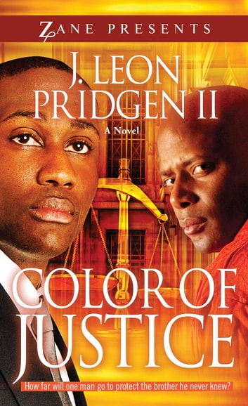 Color Of Justice Ebook By J Leon Pridgen Ii 9781439198858